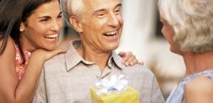 50 идей достойных подарков папе на 70-летие