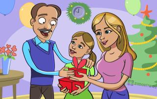 80 идей волшебных подарков дочке на Новый Год
