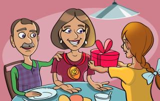 70 необычных идей подарка маме на 65-летний юбилей