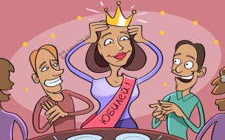 80 классных идей подарка маме на юбилей