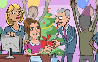 50 интересных идей подарков коллегам на Новый год