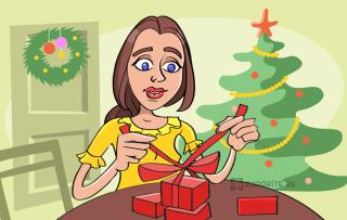 50 идей недорогих новогодних подарков стоимостью от 50 до 1000 рублей