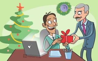45 идей подарков бизнес-партнерам на Новый год