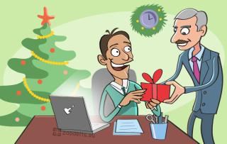 ТОП-50 подарков бизнес-партнерам на Новый год 2021