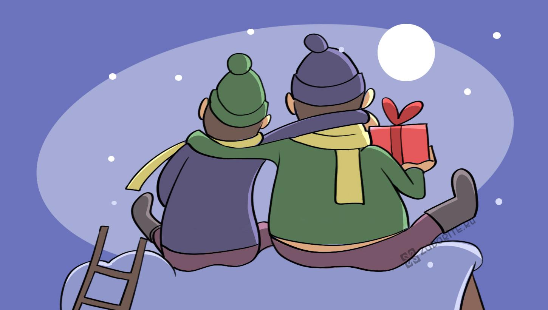 что подарить подарить другу на новый год