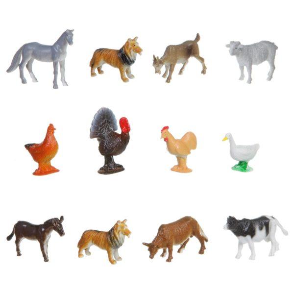 Игровые наборы фигурок животных