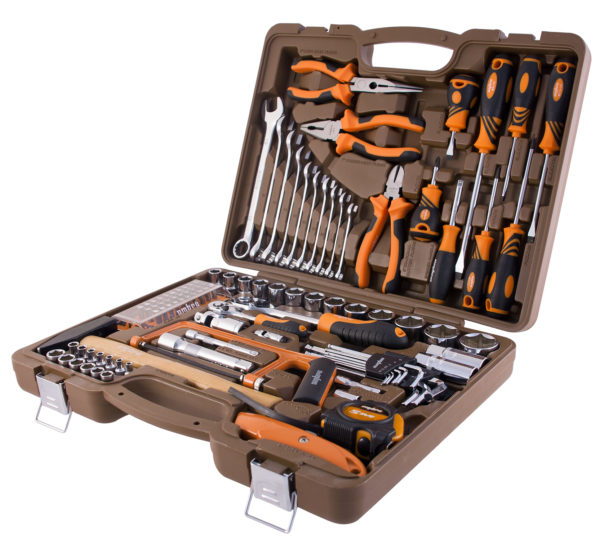 Набор ручного инструмента и оснастки
