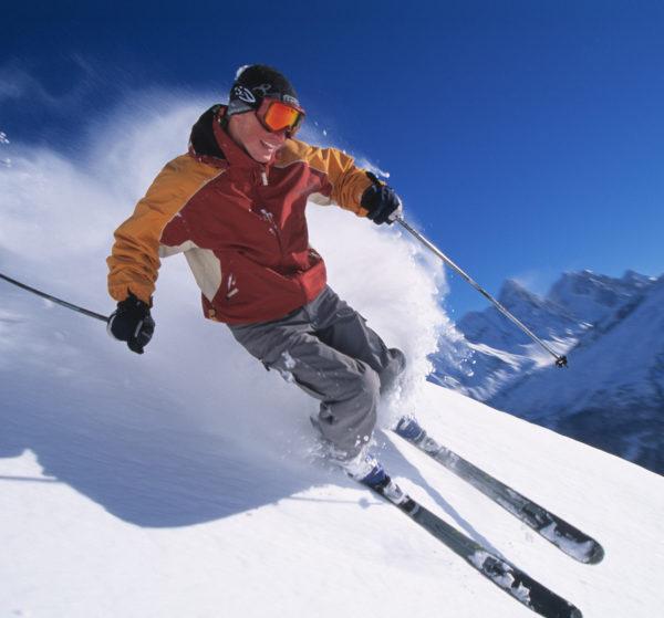 Подарочный сертификат на катание или на обучение катанию на лыжах
