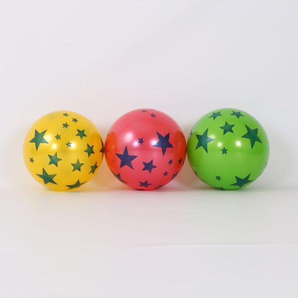Резиновый мячик