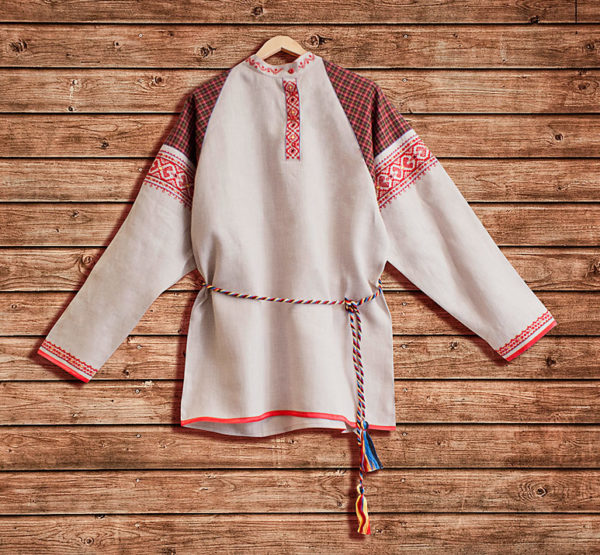 Рубаха-косоворотка