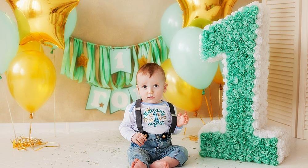 60 идей интересных подарков мальчику на 1 годик