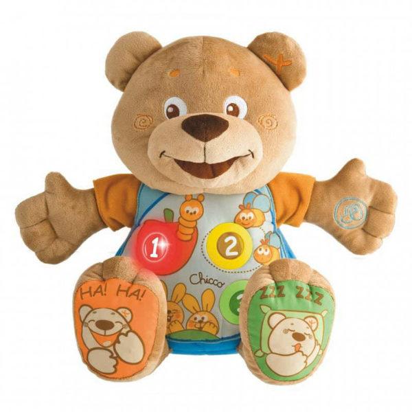 Говорящий мишка Teddy