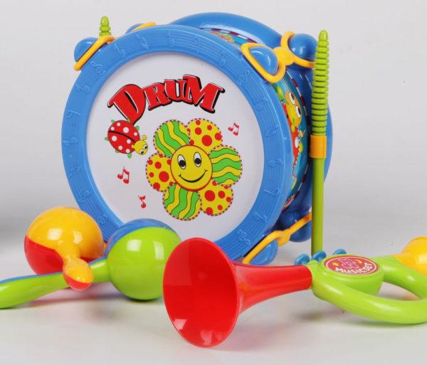 Музыкальный инструмент-игрушка
