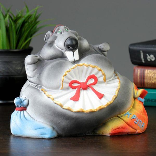 Сувенир в форме крысы