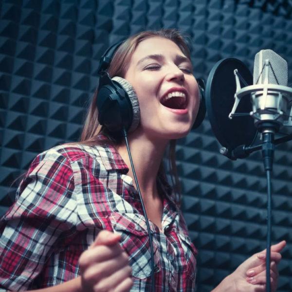 Сочинить и записать песню