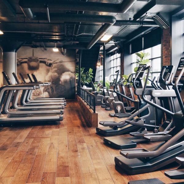 Абонемент в фитнес-зал