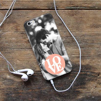 Чехол для IPhone с вашим фото