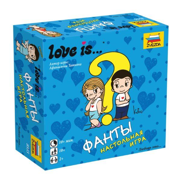 Настольная игра Love Is…