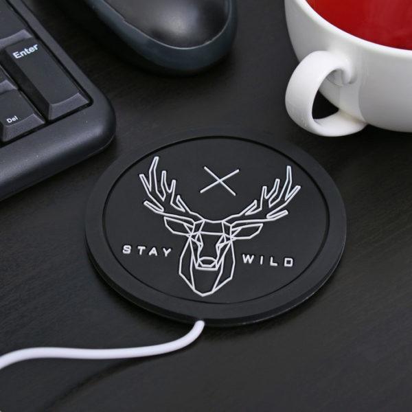 USB-подогреватель для чашки