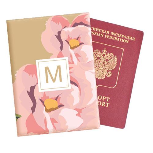 Обложки на паспорт с фото или именем