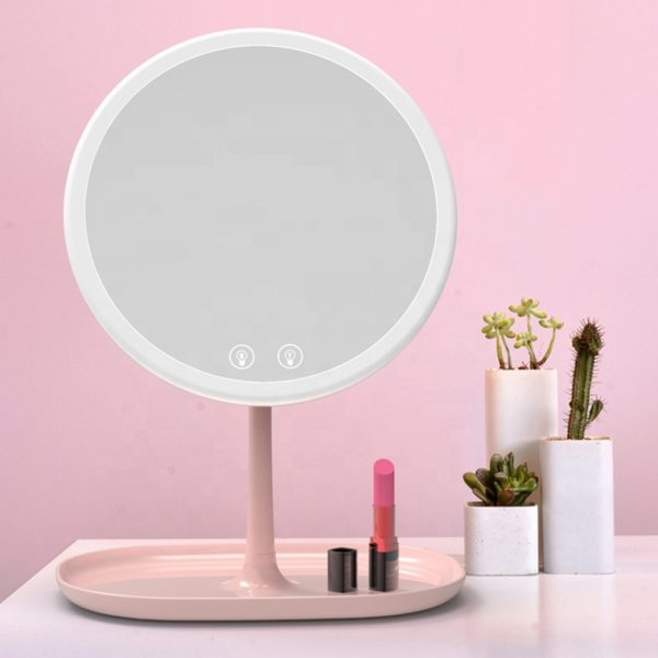 Настольное зеркало для макияжа