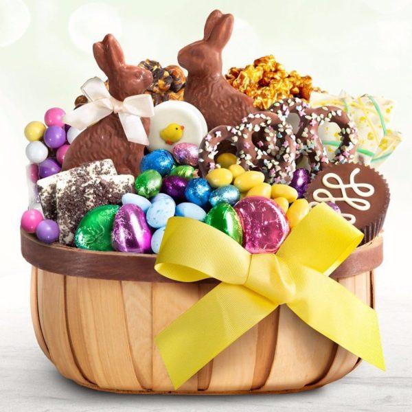 Большой набор сладостей