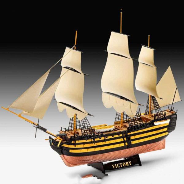 Модель для сборки (корабль, танк, самолет)