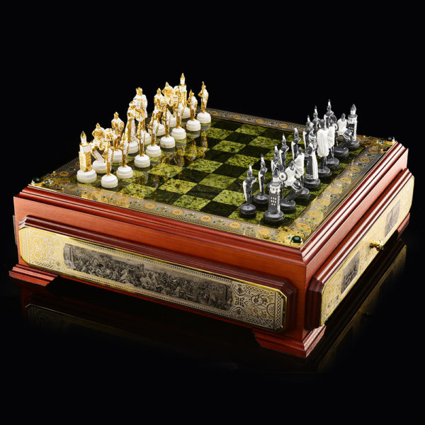 Настольная игра (например, шахматы, нарды, мафия)