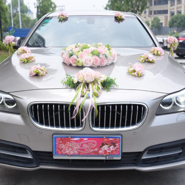 Аренда машины на свадьбу