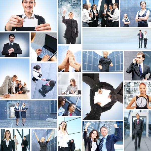 Фотоколлаж со всеми сотрудниками