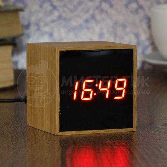 Необычный будильник или часы
