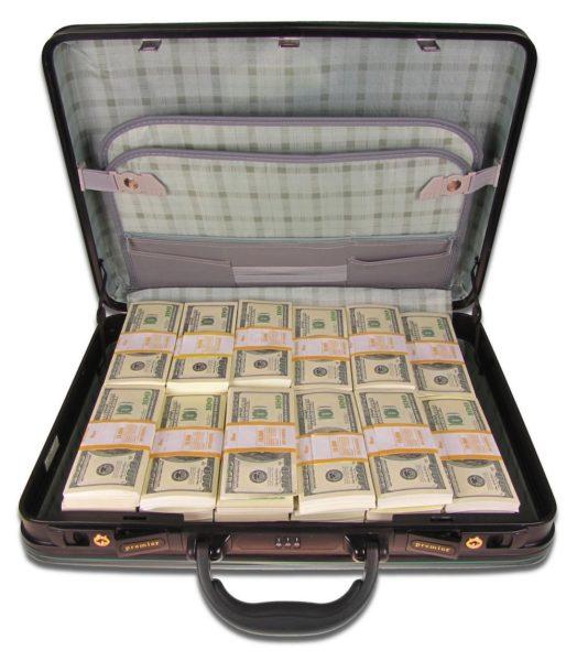 Кейс «Один миллион долларов»