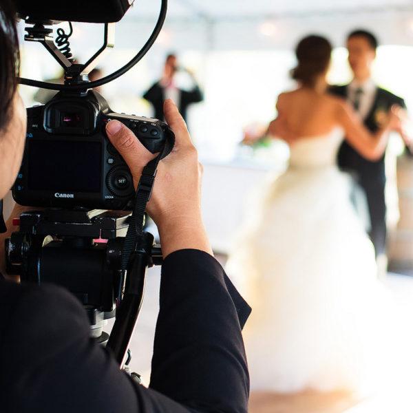 Видеоролик о женихе и невесте