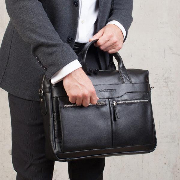 Деловой портфель или рюкзак