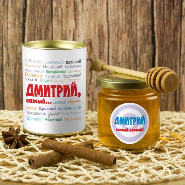 Набор меда и варенья