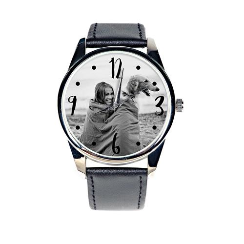 Наручные часы с фото или текстом