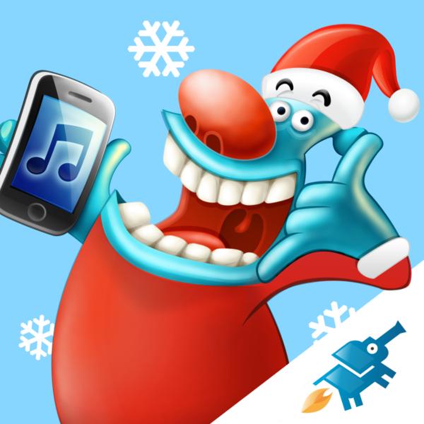 Новогоднее аудио-поздравление по телефону