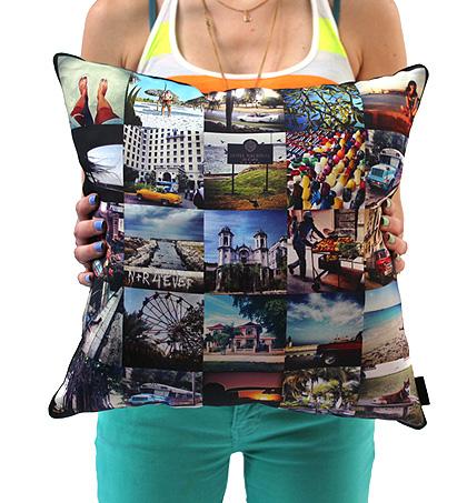 Подарочная подушка с фото