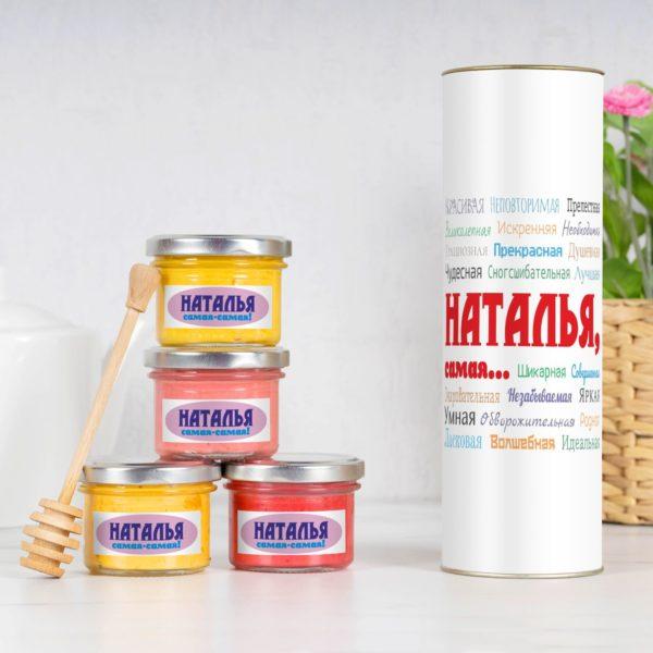 Подарочный набор меда