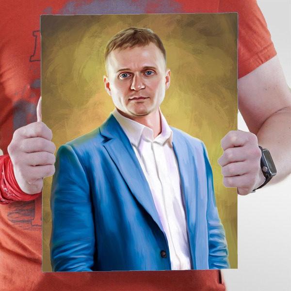 Портрет в образе