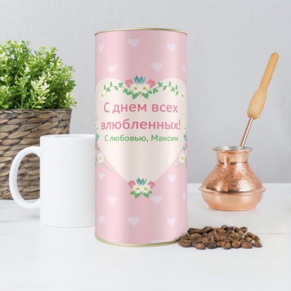 Именной набор чая или кофе