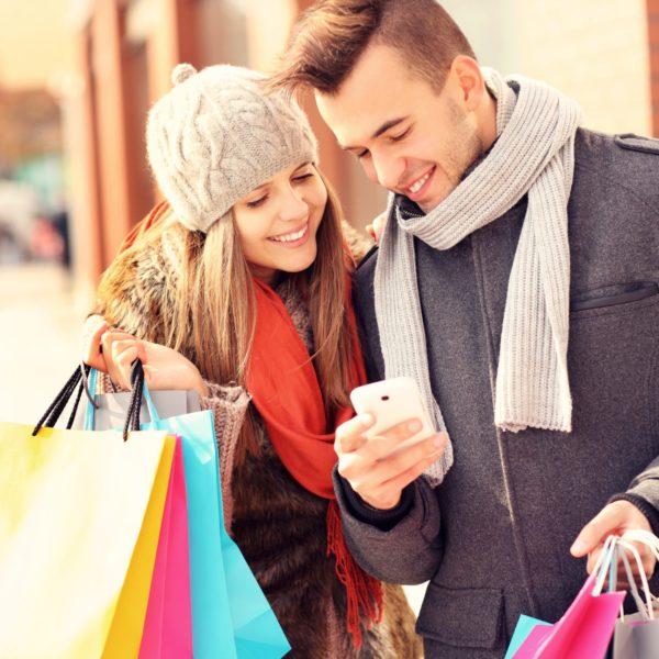 Совместный шопинг